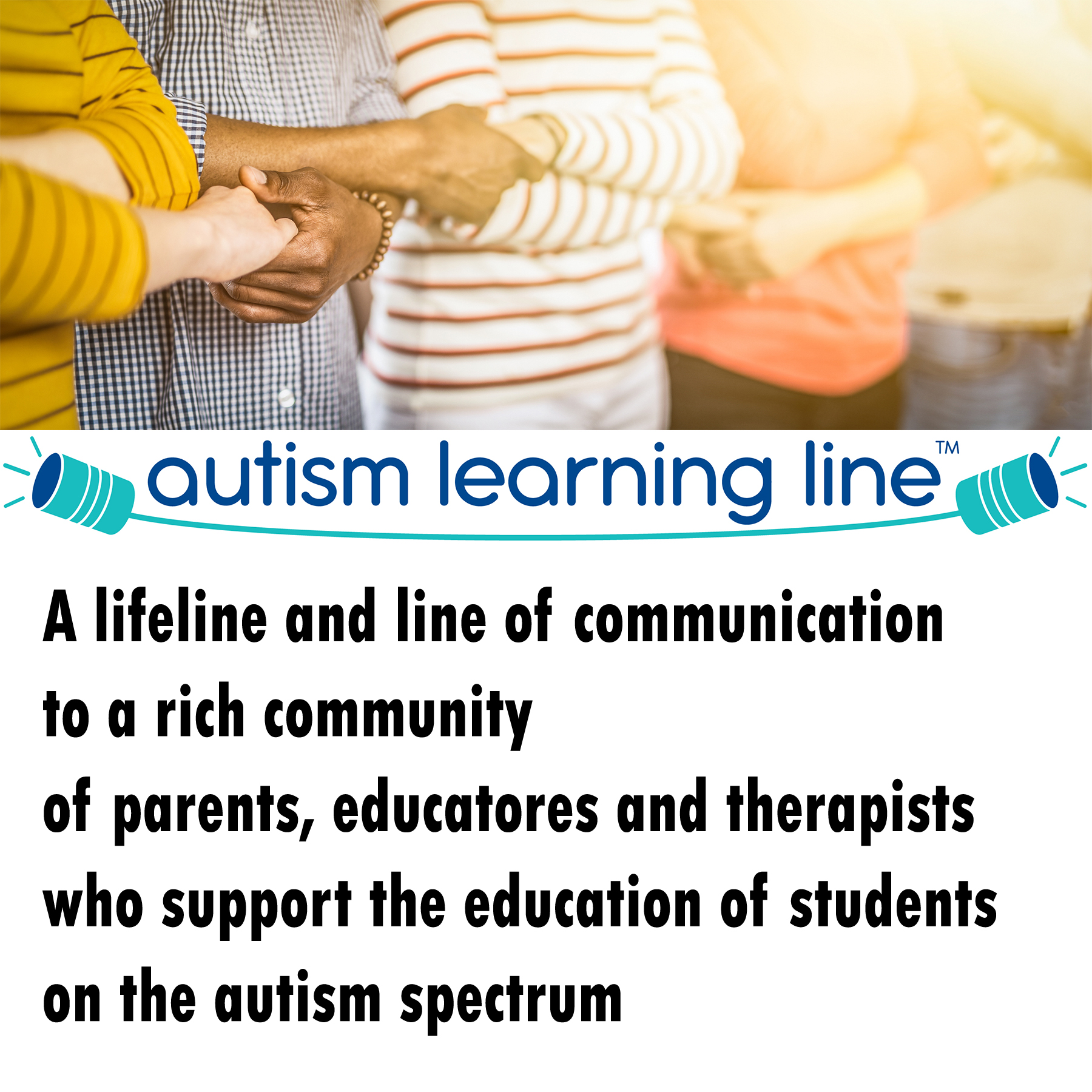 Join our Autism Learning Line community