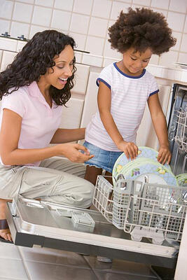 mother-and-child-doing-chores-to-learn-transitions