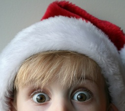 person-wearing-santa-hat
