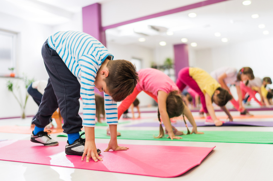 children-participating-in-yoga-class