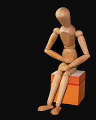 wooden-figure-with-gastrointestinal-problems