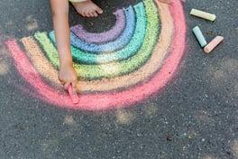 rainbow-made-of-chalk