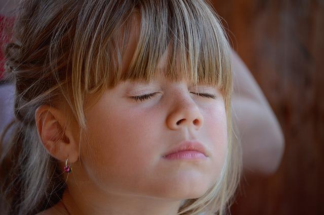 child-eyes-closed
