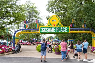 sesame place philadelphia autism friendly