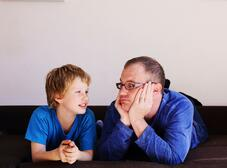 autism-father-son-discussion