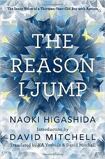 book cover the reason i jump by naoki higashida