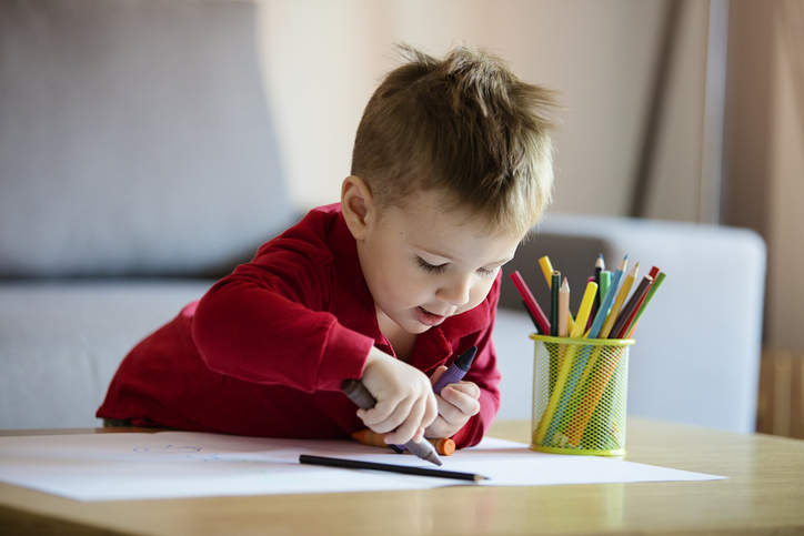 child-coloring