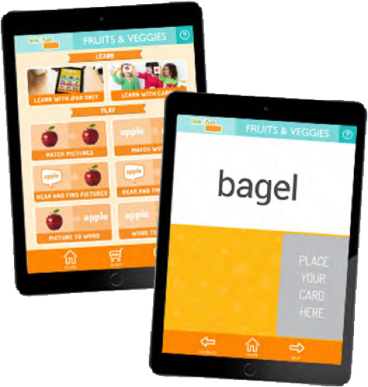 Research White Paper: Vocabulary Cards for Early Word Learning
